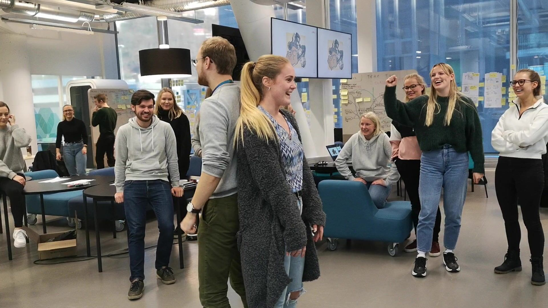 New course in innovation and entrepreneurship in Media City Bergen
