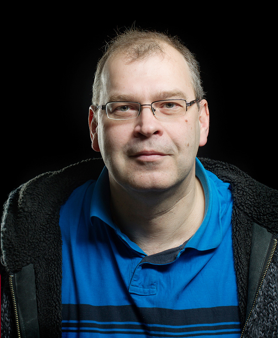 <b>Fedor Fomin</b>, professor, Department of Informatics, UiB. - fedor_fomin