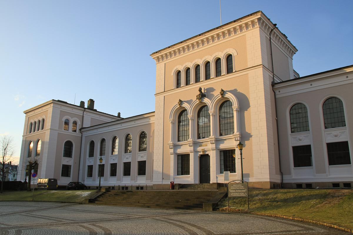 Uib blant de 100 beste universitetene i europa universitetet i bergen - Beste architektur uni europa ...