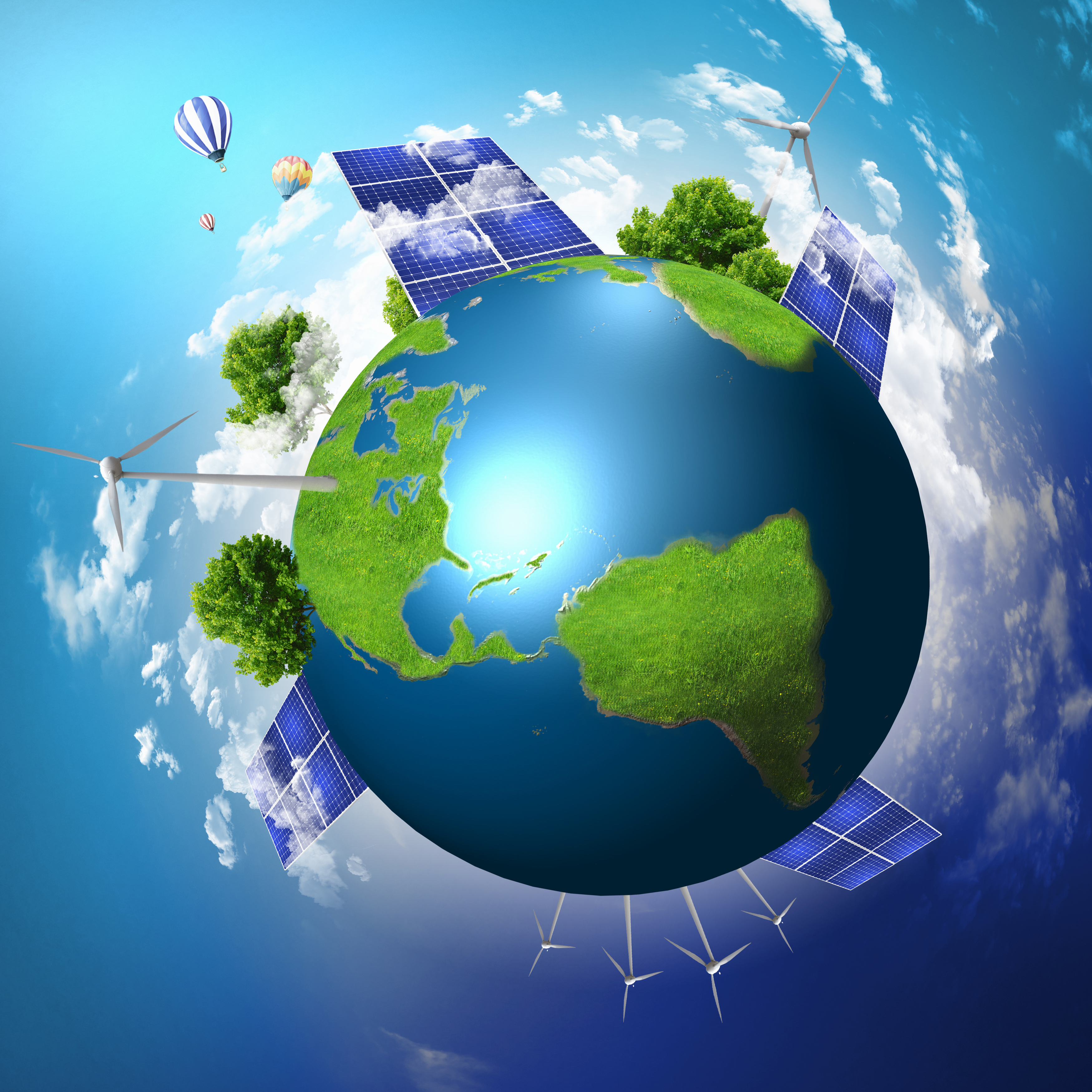 Energy Environment And Our Sustainable Future Horizons