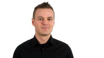 Portrettfoto Svein Johnsen