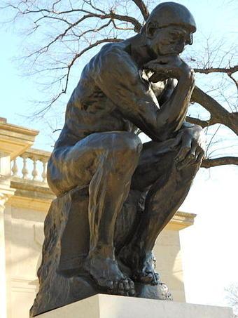 Tenkeren av Rodin