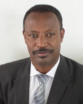 Portrettfoto Abebe Animut Ayele