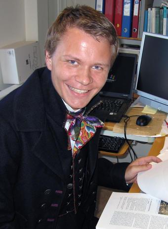 Eivind Baldersheim
