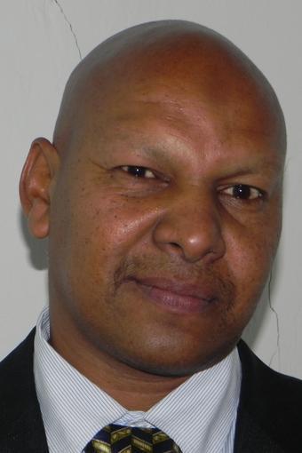 Portrettfoto Mahmoud Suliman Bashir