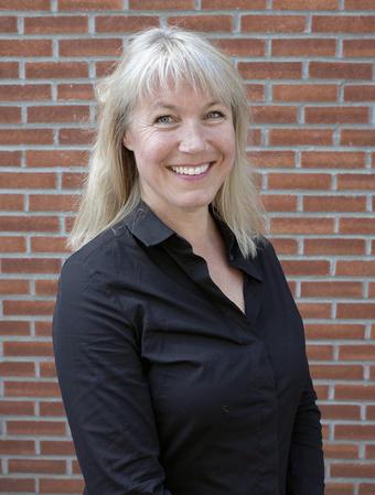 Portrettbile Bente Tandberg