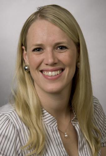 Portrettfoto Birgitte Berentsen