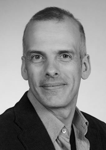 Portrettfoto Bernd Müller