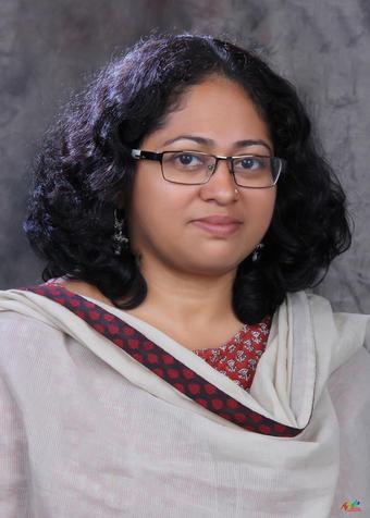 Portrettfoto Reshma Bharadwaj