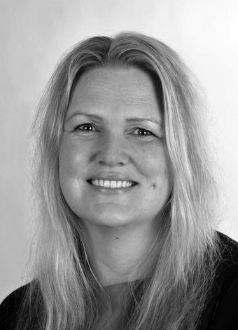 Portrettfoto Gro Janne Henningsen Wergeland