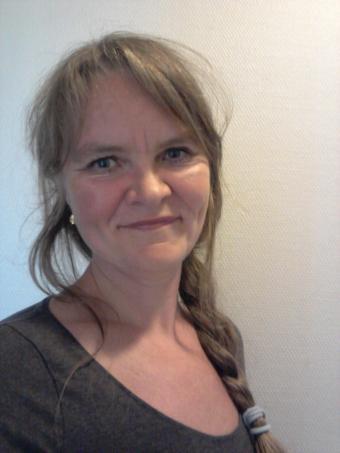 Portrettfoto Elisabeth Hesjedal