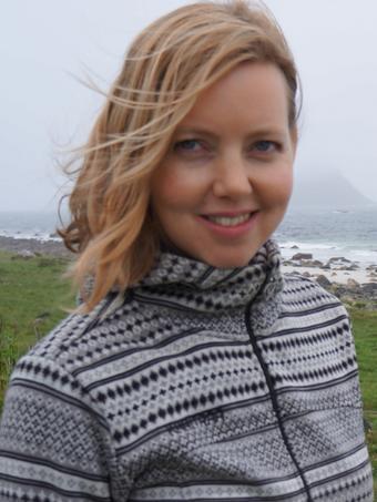 Portrettfoto Hilde Ryland