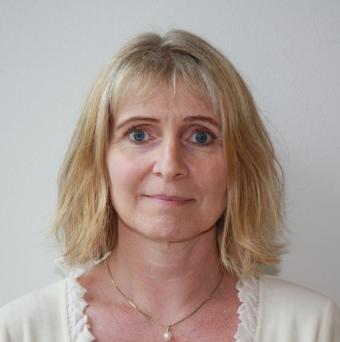 Portrettfoto Kristin Berg Nordahl