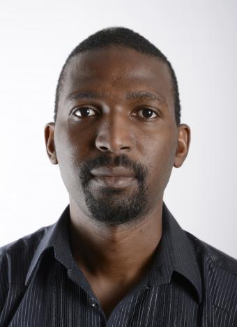 Portrettfoto Cheikh Bamba Dione