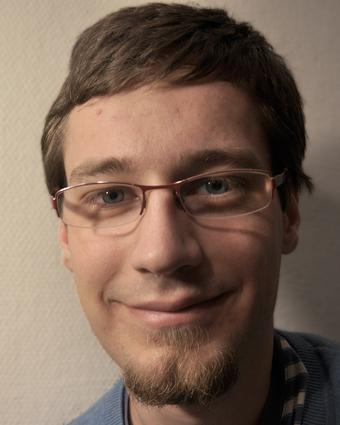 Portrettfoto Clemens Spensberger