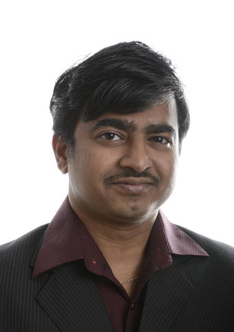 Portrettfoto Gunasekaran Subramaniam