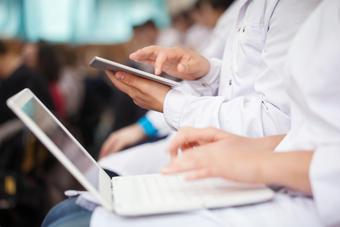 Digital læring er hovefokuset i DLC