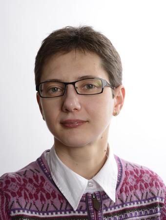 Portrettfoto Diana Turcu