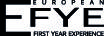 European First Year Experince logo