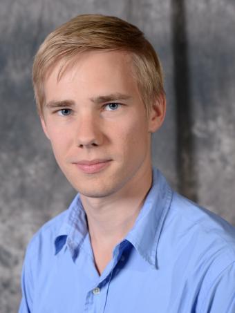 Portrettfoto Øyvind Eide
