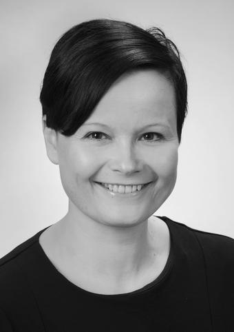 Portrettfoto Ellen Berget
