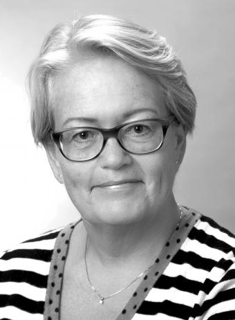 Portrettfoto Bente Gjelsvik
