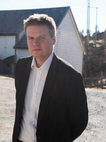 Portrettfoto Tor Gjøseter