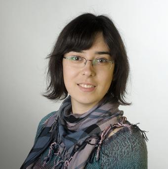Portrettfoto Katarina Gobo