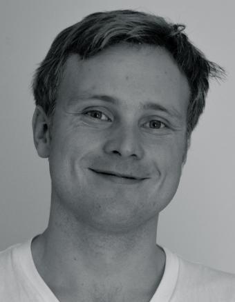 Portrettfoto Erik Hanson