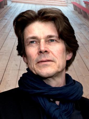 Portrettfoto Håkon Harket