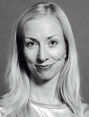 Portrettfoto Jenny Hild Aase Husby.