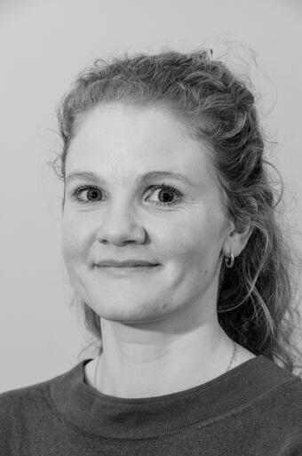 Portrettbilde Ingrid Nordeide Kuiper