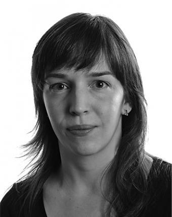 Portrettfoto Jelena Mrdalj