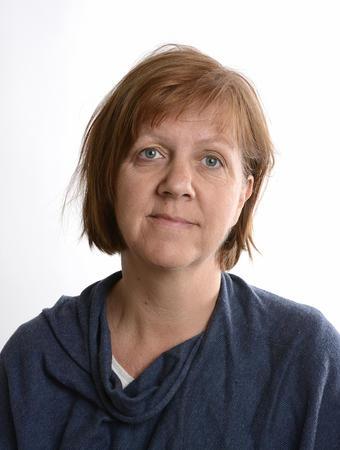 Portrettfoto Kari Røykenes