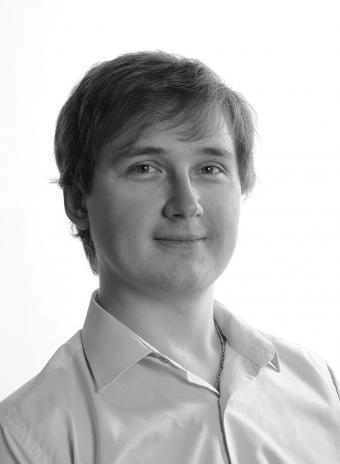 Portrettfoto Oleksandr Kazymyrov