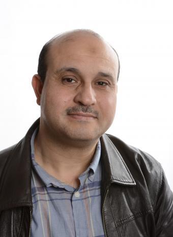 Portrettfoto Khaled Jemai