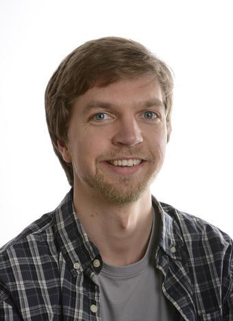Portrettfoto Erlend Knudsen