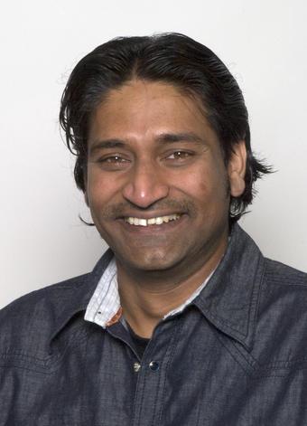Portrettfoto Krishna Talasila