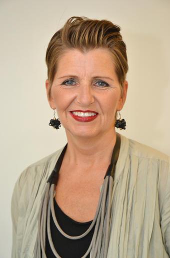 Portrettfoto Laila Nordstrand Berg