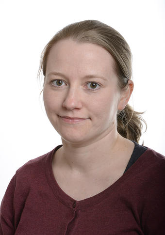 Portrettfoto Linda Veka Hjørnevik