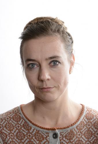 Portrettfoto Liva Kalvik