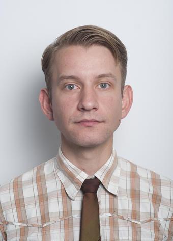 Portrettfoto Frode Løvlie