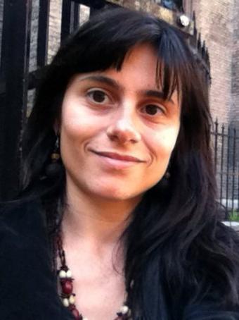 Portrettfoto Maria de las Mercedes Donato Biocca