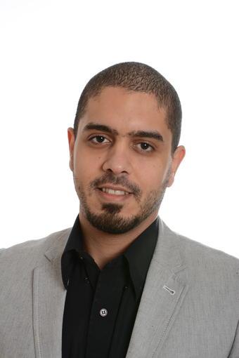 Portrettfoto Hasaan Mohamed
