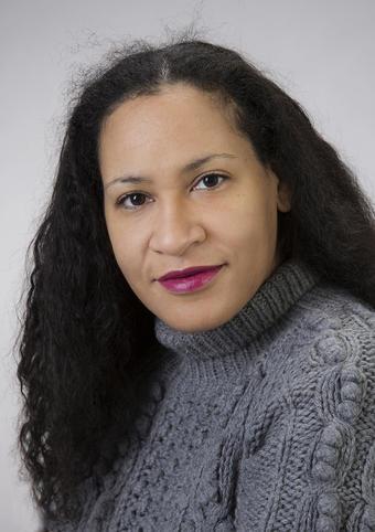 Portrettfoto Elisabeth Nginamau