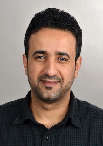 Portrett av Al-Sharab