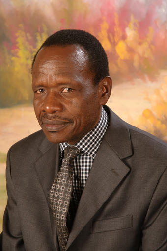 Portrettfoto Samuel Okware