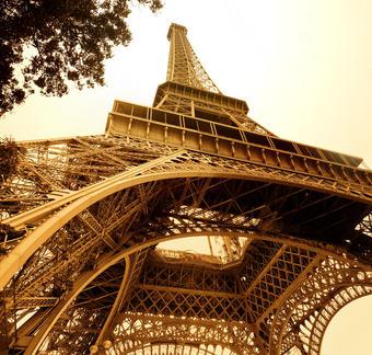 Bilde av Eiffeltårnet i Paris