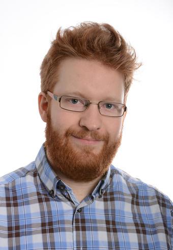 Portrettfoto Erik Parmann