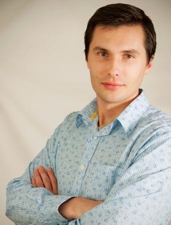 Portrettfoto Andrii Sofiienko